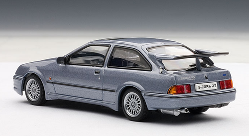 1/43 AUTOart FORD SIERRA RS COSWORTH - MOONSTONE BLUE Diecast Car Model 52863
