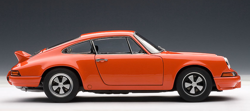 1/18 AUTOart 1973 PORSCHE 911 CARRERA RS 2.7 - ORANGE Diecast Car Model 78057