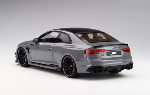 1/18 GT Spirit GTSpirit Audi RS5 RS5-R ABT (Grey) Resin Car Model Limited 504