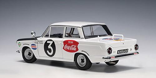 1/18 AUTOart 1964 LOTUS MK1 MKI RALLY HUGE / OUNG #3 (RALLY SAFARI) Diecast Car Model 86428