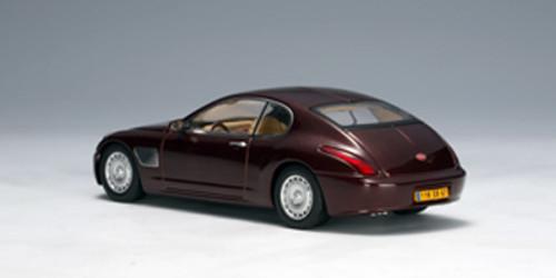 1/43 AUTOart BUGATTI EB118 EB 118 (DARK RED METALLIC) Diecast Car Model 50922