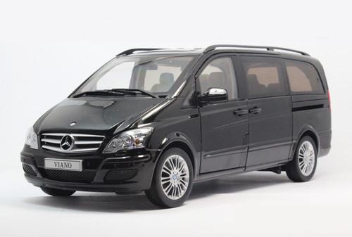 1/18 Dealer Edition Mercedes-Benz V-Class V-Klasse Viano Vito (Black)