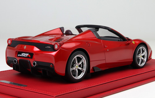 1/18 BBR Ferrari 458 Speciale A (Red) Resin Car Model Limited 20
