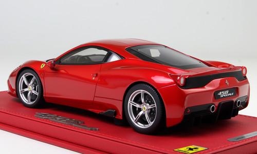 1/18 BBR Ferrari 458 Speciale Hardtop (Red) Resin Car Model Limited 20