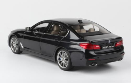 1/18 Dealer Edition BMW G30 5 Series 530i 540i 550i M550i (Black) Diecast Car Model