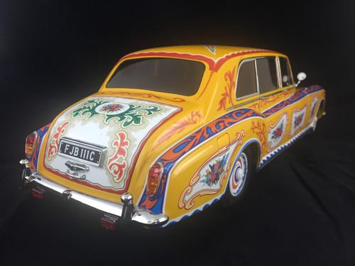 1/18 Dealer Edition 1964 John Lennon Rolls-Royce Phantom V Diecast Car Model