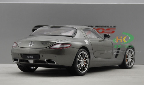 1/18 Mercedes-Benz SLS AMG (Grey)