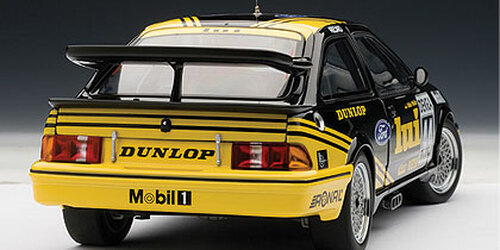 "1/18 AUTOart FORD SIERRA COSWORTH ""LUI"" DTM NURBURGRING 24TH 1989 VOLKER WEIDLER #44 Diecast Car Model 88911"