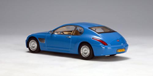 1/43 AUTOart BUGATTI EB118 (TOYOTA SEASIDE BLUE) Diecast Car Model 50921