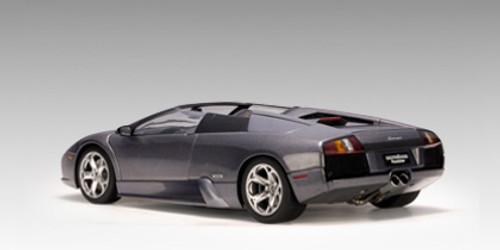 1/18 AUTOart LAMBORGHINI MURCIELAGO ROADSTER (METAL DARK GREY) Diecast Car Model 74569