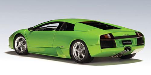 1/18 AUTOart 2001 LAMBORGHINI MURCIELAGO 2001 (METALLIC GREEN) Diecast Car Model 74514