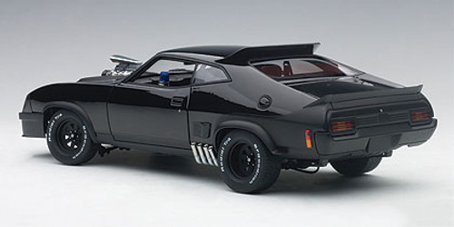 "1/18 AUTOart FORD XB FALCON TUNED VERSION ""BLACK INTERCEPTOR"" (BLACK) Diecast Car Model 72775"