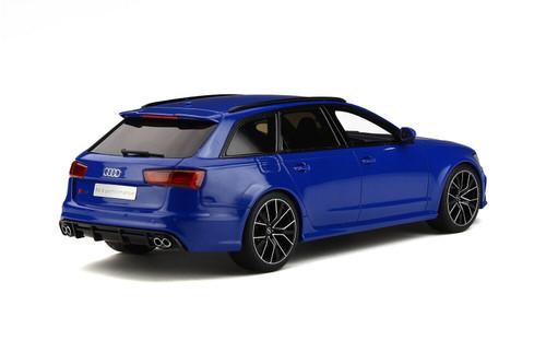1/18 GT Spirit GTSpirit Audi RS6 Avant Performance (Blue) Resin Model Limited