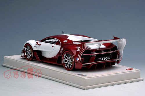 1/18 MR Bugatti Chiron VGT Vision GT Resin Car Model Limited 99