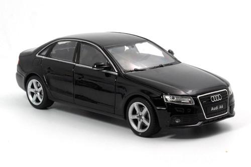 1/24 Welly FX 2015 Audi A4 (Black) Diecast Car Model