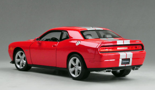 1/24 Welly FX Dodge Challenger (Red) Diecast Car Model