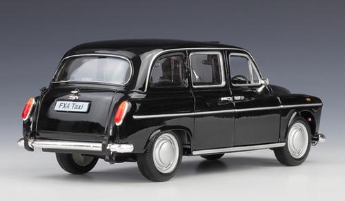 1/24 Welly FX Austin FX4 London Taxi Diecast Car Model