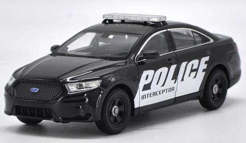 1/24 Welly Ford Taurus Police Car Diecast Car Model