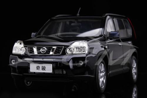 1/18 Dealer Edition Nissan X-TRAIL (Black) Diecast Car Model