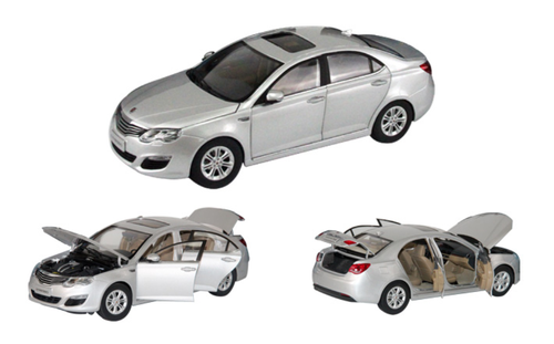 1/16 Dealer Edition Roewe 550 (Silver) Diecast Car Model