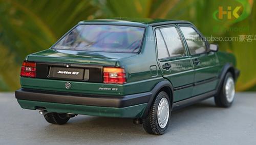 1/18 Dealer Edition Volkswagen VW Jetta GT 2nd Generation (A2, Typ 20E/1G; 1984�