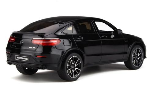 1/18 GT Spirit GTSpirit Mercedes-Benz Mercedes-AMG GLC 43 Coupe AMG Resin Car Model