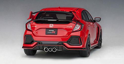 1/18 AUTOart HONDA CIVIC TYPE R TYPE-R (FK8) (FLAME RED) Diecast Car Model 73268