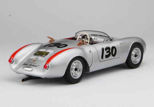 1/18 Schuco Porsche 550 A SPYDER #130 JAMES DEAN - LITTLE BASTARD Diecast Car Model