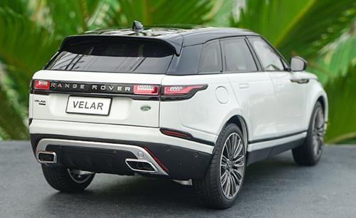 1/18 LCD MODELS Land Rover Range Rover Velar (White) Diecast Car Model