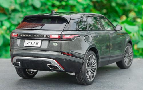 1/18 LCD MODELS Range Rover Velar (Grey) Diecast Car Model
