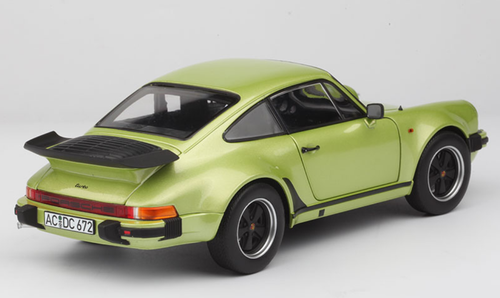 1/18 Norev 1978 Porsche 911 930 Turbo 3.3 (Green) Diecast Car Model
