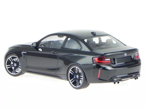 1/18 Minichamps BMW F87 M2 (Black) Enclosed Car Model