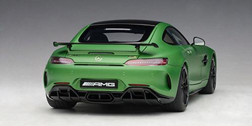 1/18 AUTOart Mercedes-Benz MERCEDES AMG GT R GTR (AMG GREEN HELL MAGNO/MATT METALLIC GREEN) Diecast Car Model 76333