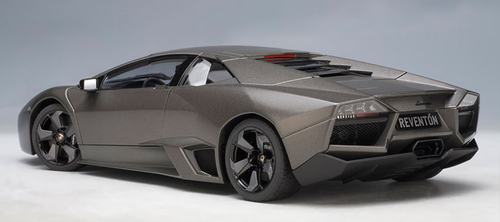 1/18 AUTOart Lamborghini Reventon (Grey) Diecast Car Model 74591