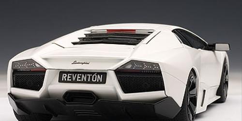 1/18 AUTOart Lamborghini Reventon (Matt White) Diecast Car Model 74594