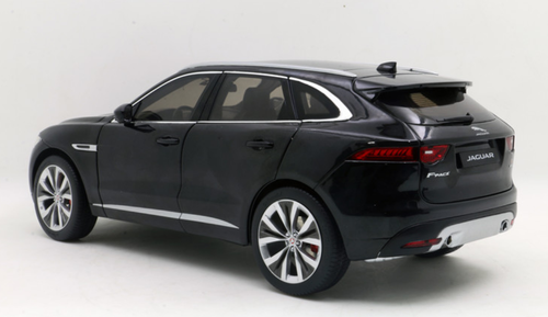 1/18 TSM Jaguar F-Pace FPace (Black) Diecast Car Model