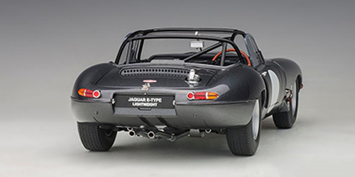 1/18 AUTOart Jaguar Lightweight E-Type EType (Dark Grey) Diecast Car Model 73647