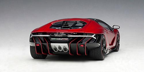 1/18 AUTOart Lamborghini Centenario Roadster(Rosso Efesto / Metallic Red) Diecast Car Model 79112