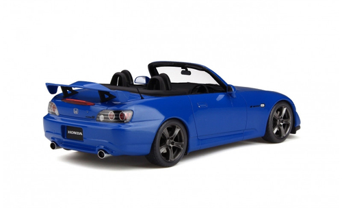 1/18 OTTO Honda S2000 (Blue) Resin Car Model Limited