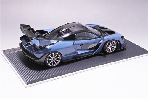 1/18 Dealer Edition McLaren Senna (Blue) Resin Car Model