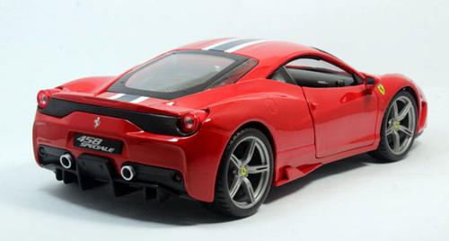 1/18 BBurago Ferrari 458 Speciale (Red) Diecast Car Model