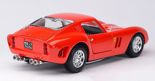 1/18 BBurago Original Series Ferrari 250GTO 250 GTO (Red) Diecast Car Model