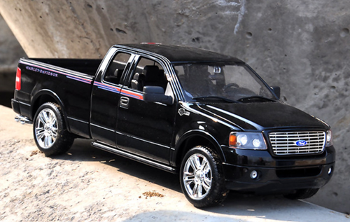 1/18 Maisto Ford F-150 F150 (Black) Diecast Car Model