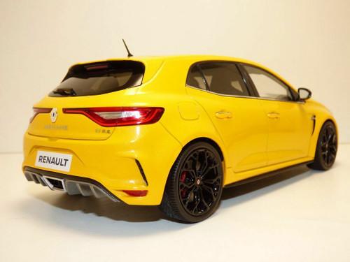 1/18 Norev Renault Megane R.S. RS (Yellow) Car Model