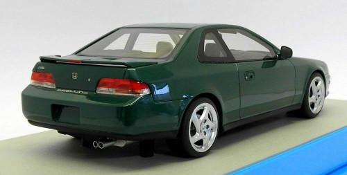 1/18 LS Collectibles 1997 Honda Prelude (Dark Green) Resin Car Model