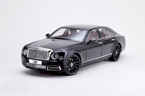 1/18 Almost Real Bentley Mulsanne W.O. Edition WO Edition Mulliner Century 100th Edition Limited 2019