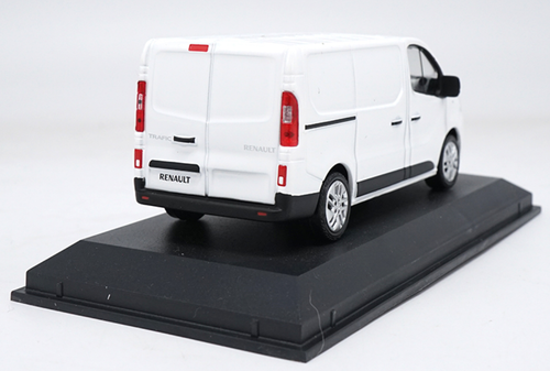 1/43 Norev Renault Trafic (White) Diecast Car Model