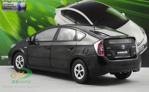 1/18 Toyota Prius (Black)