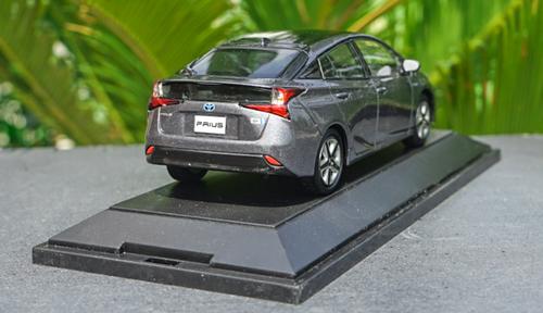 1/30 Dealer Edition Toyota Prius 4th Generation (XW50; 2015-present) (Grey) Diecast Car Model