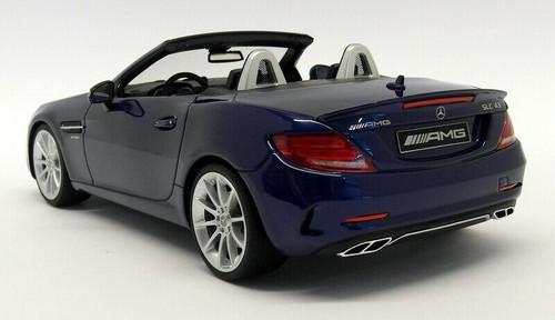 1/18 GT Spirit GTSpirit Mercedes-Benz Mercedes SLC SLC43 SLC 43 AMG (Blue) Resin Car Model Limited